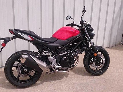 2017 Suzuki SV650 for sale 200459605