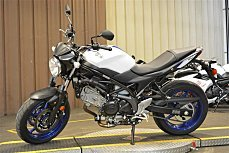 2017 Suzuki SV650 for sale 200484603