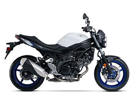 2017 Suzuki SV650 for sale 200568059