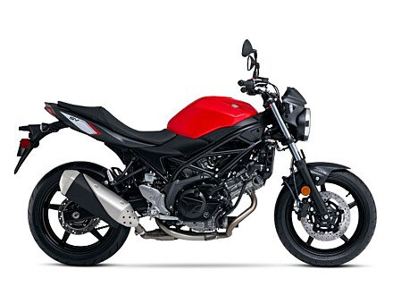 2017 Suzuki SV650 for sale 200577284