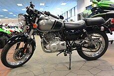 2017 Suzuki TU250X for sale 200642004