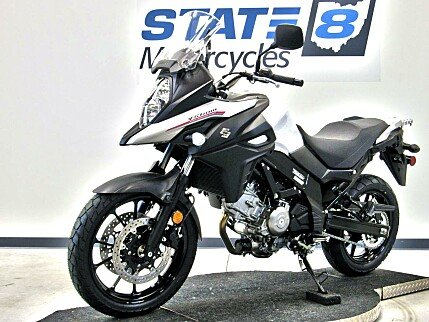 2017 Suzuki V-Strom 650 for sale 200611632