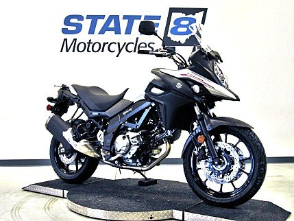 2017 Suzuki V-Strom 650 for sale 200611649