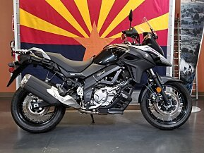 2017 Suzuki V-Strom 650 for sale 200616943
