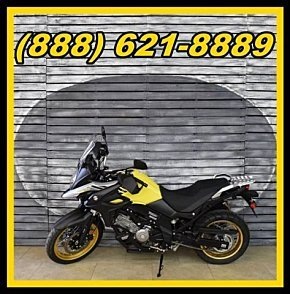 2017 Suzuki V-Strom 650 for sale 200655084