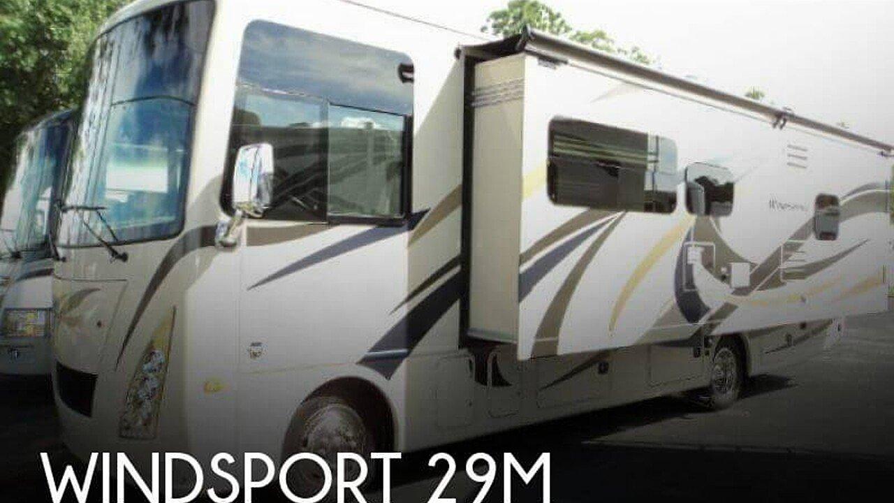 2017 Thor Windsport for sale 300156193