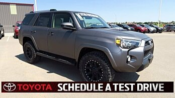 2017 Toyota 4Runner 4WD for sale 100878362