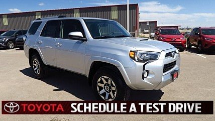 2017 Toyota 4Runner 4WD for sale 100890052