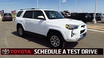 2017 Toyota 4Runner 4WD for sale 100891176