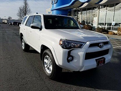 2017 Toyota 4Runner 4WD for sale 100954212