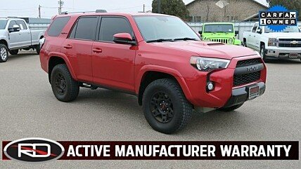 2017 Toyota 4Runner 4WD for sale 100955304