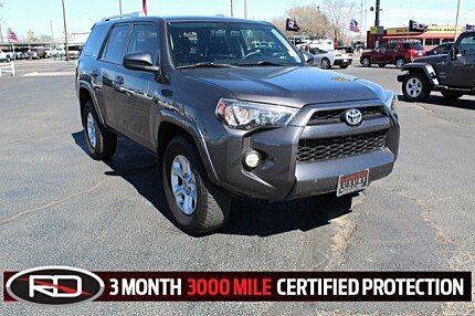 2017 Toyota 4Runner 2WD for sale 100967818