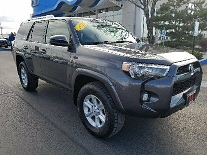 2017 Toyota 4Runner 4WD for sale 100967909