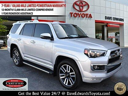 2017 Toyota 4Runner 4WD for sale 100977306