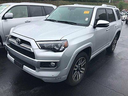 2017 Toyota 4Runner 4WD for sale 100979242