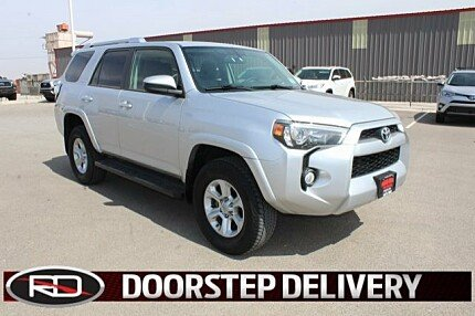 2017 Toyota 4Runner 4WD for sale 100991841