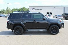 2017 Toyota 4Runner 4WD for sale 101002080