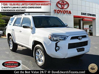 2017 Toyota 4Runner 4WD for sale 101040772