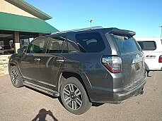 2017 Toyota 4Runner 4WD for sale 101050199
