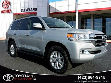 2017 Toyota Land Cruiser for sale 100854553