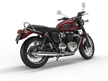 2017 Triumph Bonneville 1200 for sale 200419265