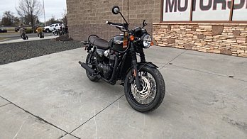 2017 Triumph Bonneville 1200 for sale 200484462