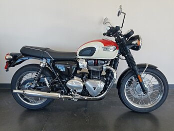 2017 Triumph Bonneville 900 for sale 200403497