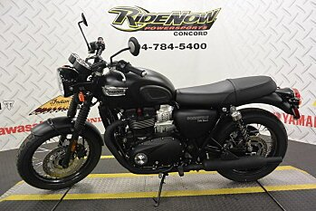 2017 Triumph Bonneville 900 for sale 200417961