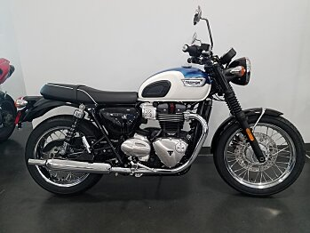 2017 Triumph Bonneville 900 for sale 200428658