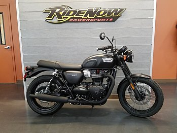 2017 Triumph Bonneville 900 for sale 200435202