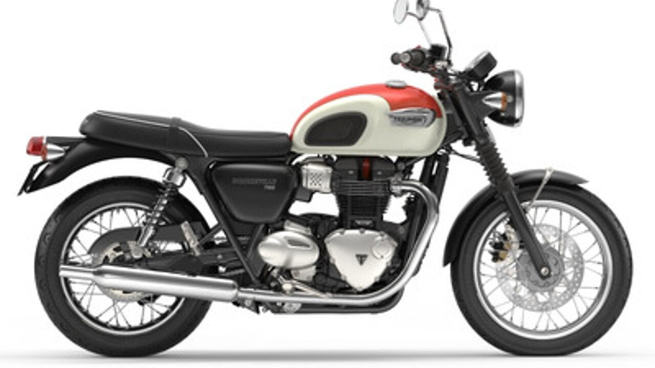 2017 Triumph Bonneville 900 for sale 200439193