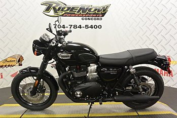 2017 Triumph Bonneville 900 for sale 200448869