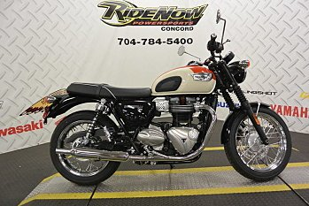 2017 Triumph Bonneville 900 for sale 200454859