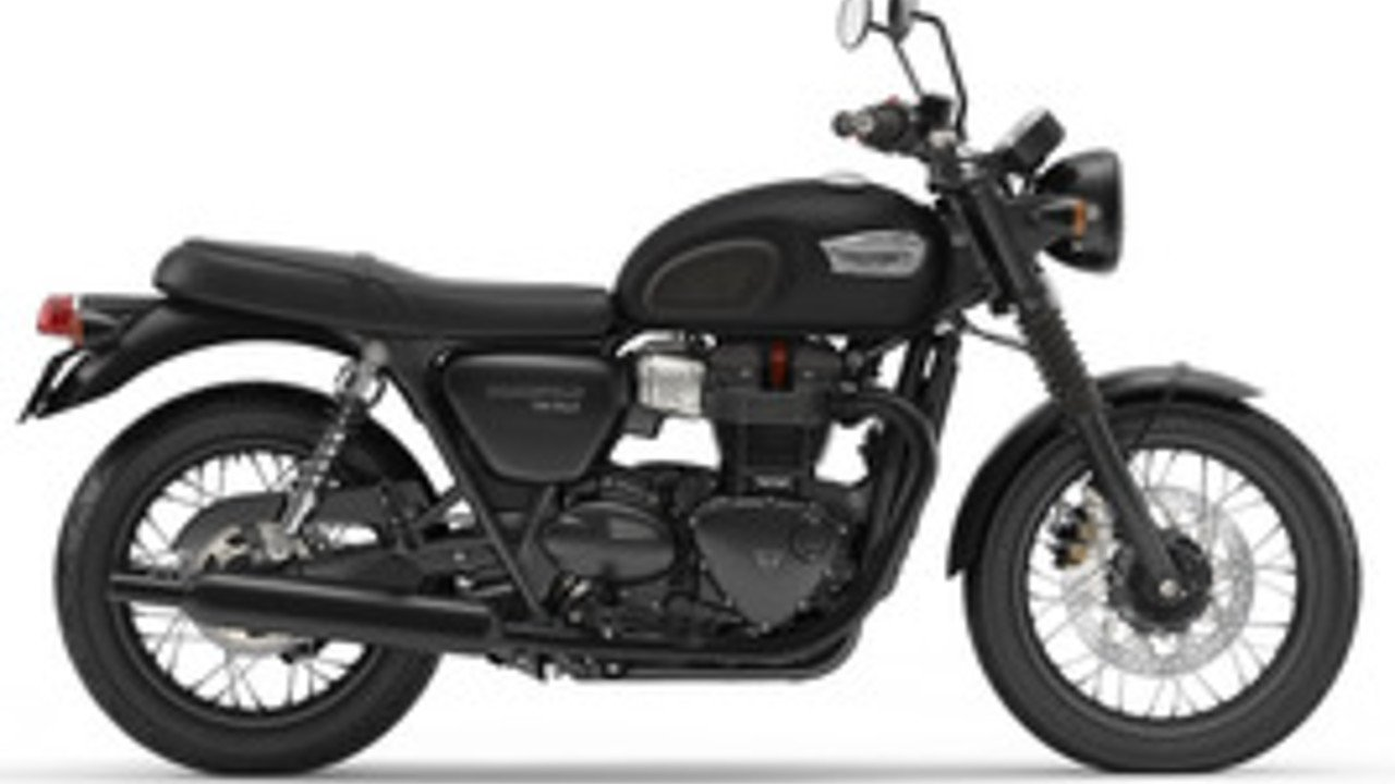2017 Triumph Bonneville 900 for sale 200455582