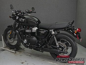 2017 Triumph Bonneville 900 for sale 200599467