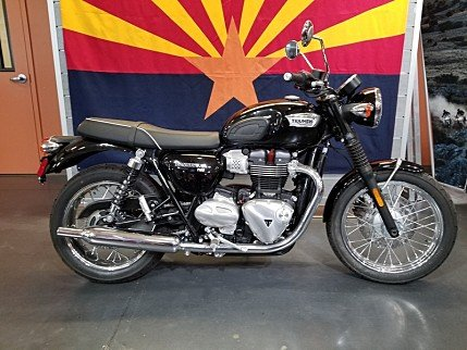 2017 Triumph Bonneville 900 for sale 200435204