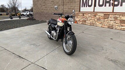 2017 Triumph Bonneville 900 for sale 200484122
