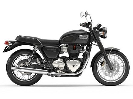 2017 Triumph Bonneville 900 for sale 200568981