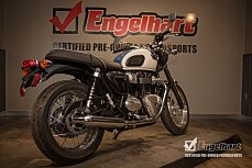 2017 Triumph Bonneville 900 for sale 200582135