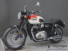 2017 Triumph Bonneville 900 for sale 200597955