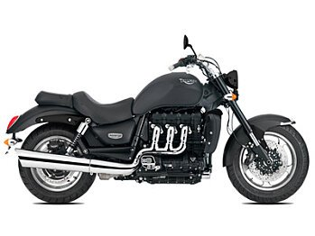 2017 Triumph Rocket III Roadster for sale 200484125