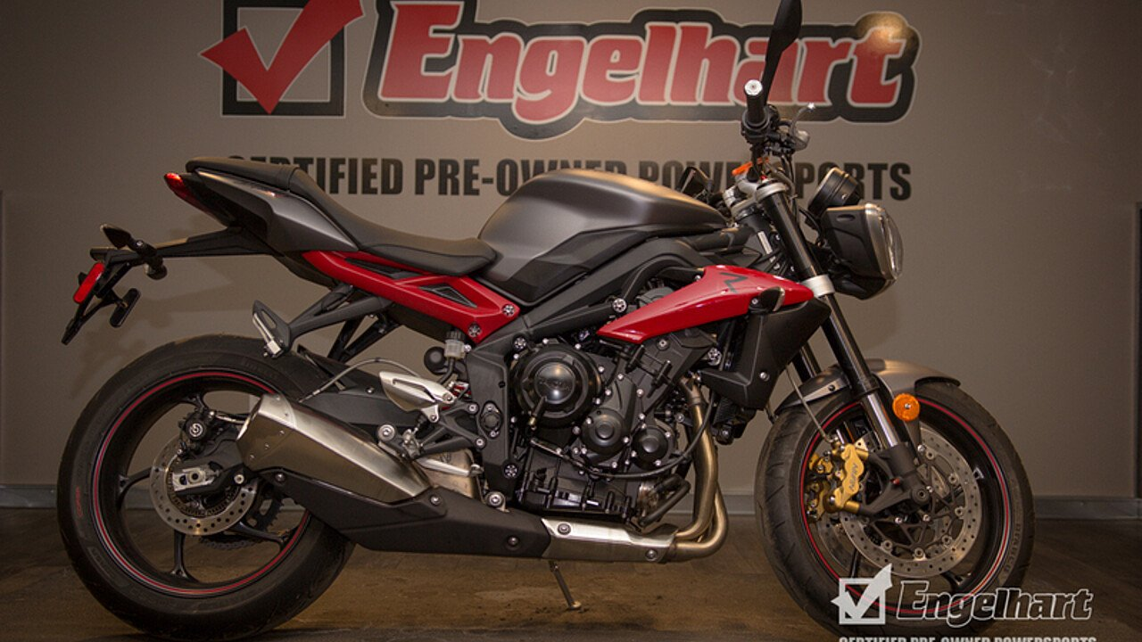 2017 Triumph Speed Triple R for sale 200552651