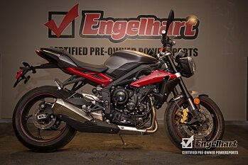2017 Triumph Speed Triple R for sale 200582142