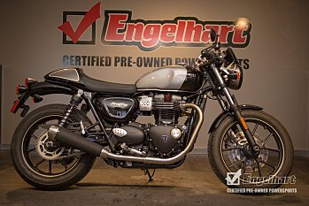 2017 Triumph Street Cup for sale 200552648