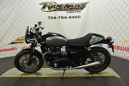 2017 Triumph Street Cup for sale 200417959