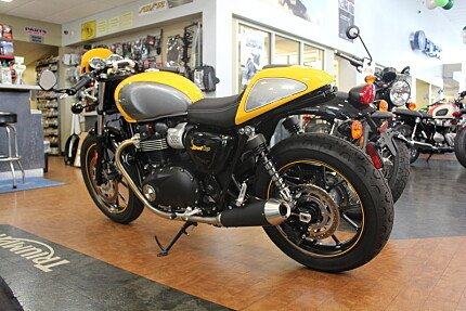 2017 Triumph Street Cup for sale 200427976