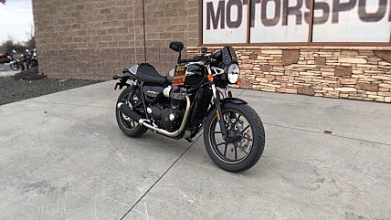2017 Triumph Street Cup for sale 200484511