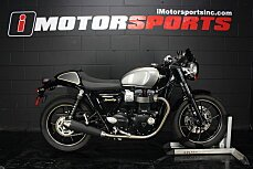 2017 Triumph Street Cup for sale 200550013