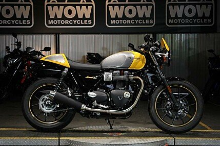 2017 Triumph Street Cup for sale 200574371