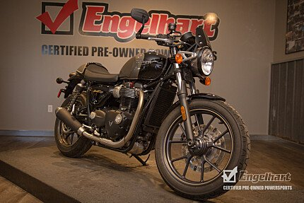 2017 Triumph Street Cup for sale 200574634